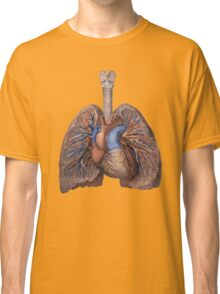 Vintage Medical lungs Classic T-Shirt