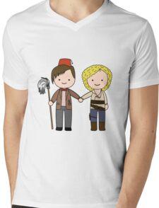 Eleven & River Pandorica Kawaii Design Mens V-Neck T-Shirt
