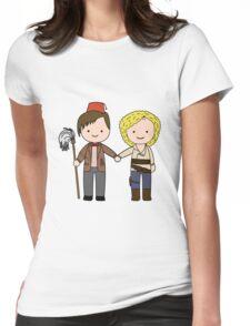 Eleven & River Pandorica Kawaii Design Womens Fitted T-Shirt