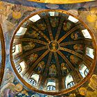 The Apostles Chora Church Istanbul by Suzanne Christian