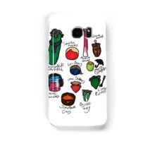 Vegelock Samsung Galaxy Case/Skin