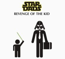 Star Dads - Revenge of the Kid Baby Tee