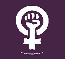 Socialist Alliance Feminist shirt Unisex T-Shirt