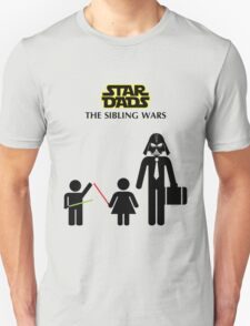Star Dads - The Sibling Wars T-Shirt