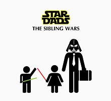 Star Dads - The Sibling Wars Unisex T-Shirt