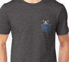 Melinx outta pocket Unisex T-Shirt