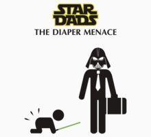 Star Dads - The Diaper Menace by Kokonuzz