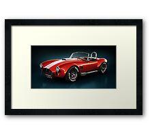 Shelby Cobra 427 - Specter Framed Print