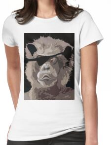 CAPT.BEARLY Womens Fitted T-Shirt