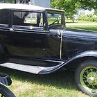 Ford Model A by Ryan Eberhart