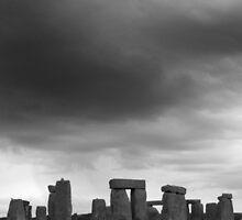 Stonehenge Storm by mountainpics