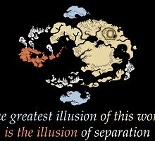 The Greatest Illusions of this World - Avatar The Last Airbender by Grinalass