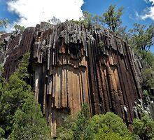 Sawn Rocks, Narrabri, NSW by NarrabriCards