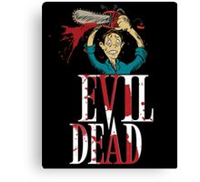 Ash Vs Evil Dead Canvas Print
