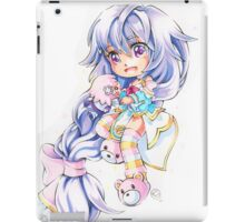 Chibi Plutia iPad Case/Skin