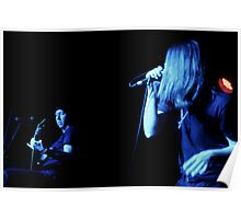 Randy & Ronnie Winter - Red Jumpsuit Apparatus Poster