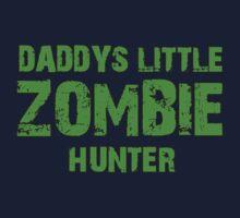 Daddy's Little Zombie Hunter by Marjuned