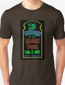 Dragon of the Black Pool, the Best in Little China Unisex T-Shirt