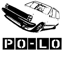 Lo VW Polo vector T-Shirt by jay007