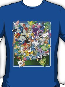 Gotta catch'em all! T-Shirt