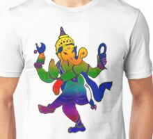 The Ganesh Tattoo Unisex T-Shirt