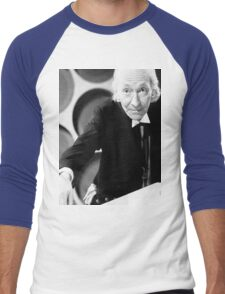 William Hartnell Men's Baseball ¾ T-Shirt
