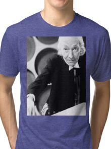 William Hartnell Tri-blend T-Shirt
