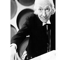 William Hartnell Photographic Print