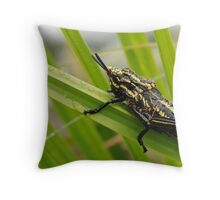 Locust Throw Pillow