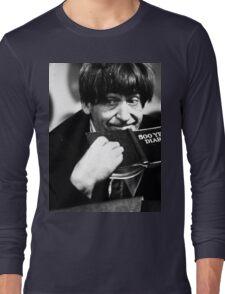 Patrick Troughton Long Sleeve T-Shirt