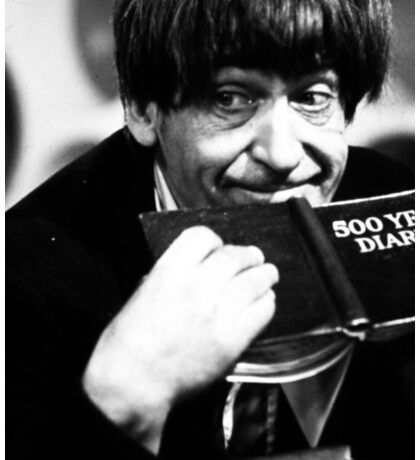 Patrick Troughton Sticker