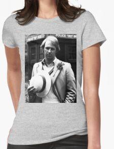 Peter Davison Womens Fitted T-Shirt