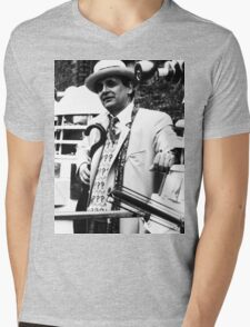 Sylvester McCoy Mens V-Neck T-Shirt