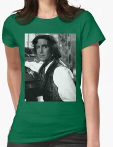 Paul McGann Womens Fitted T-Shirt