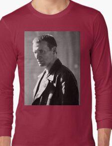 Christopher Eccleston Long Sleeve T-Shirt