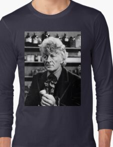 Jon Pertwee Long Sleeve T-Shirt