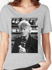 Jon Pertwee Women's Relaxed Fit T-Shirt