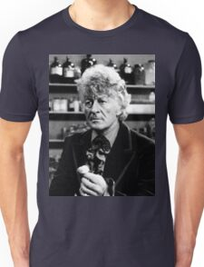 Jon Pertwee Unisex T-Shirt