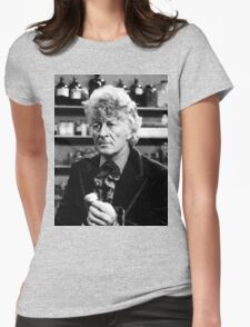 Jon Pertwee Womens Fitted T-Shirt