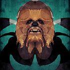 Chewbacca by lazylaves