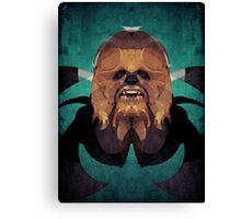Chewbacca Canvas Print