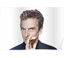 Doctor Who - Peter Capaldi Twelveth Doctor Poster