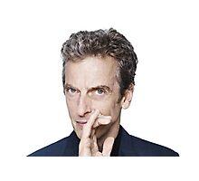 Doctor Who - Peter Capaldi Twelveth Doctor Photographic Print