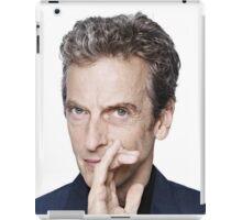 Doctor Who - Peter Capaldi Twelveth Doctor iPad Case/Skin