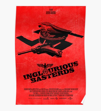 "Movie Poster - ""INGLOURIOUS BASTERDS"" Poster"