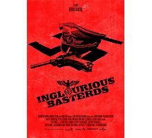 "Movie Poster - ""INGLOURIOUS BASTERDS"" Photographic Print"