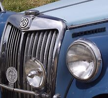 MG Classic Car by TheShutterbugsG