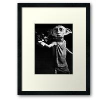 Doby Framed Print