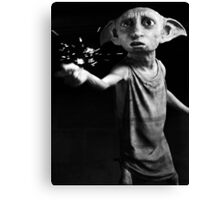 Doby Canvas Print