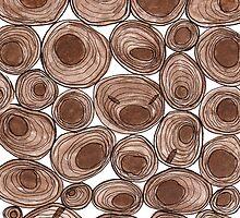 Wood pattern by CClaesonDesign